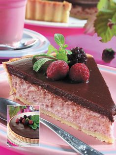 Tarta de frambuesa compra ahora la receta con las indicaciones en www.eviadigital.com