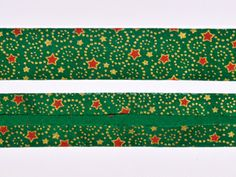 25mm Christmas Bias Binding  $8.80 for 10 metres