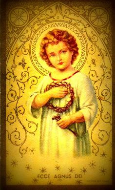 Dedicated to the Holy Cross of our Lord Jesus Christ. -=:†:=- I was baptised on the feast of St John Joseph of the Cross in the Church of the Holy Cross, with my patroness being St. Image Jesus, Jesus Christ Images, Catholic Art, Religious Art, Roman Catholic, Etiquette Vintage, Vintage Holy Cards, Christ The King, Religious Pictures