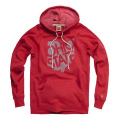 HOMAGE Ohio State Buckeyes OSU Fleece Hooded Sweatshirt - $65.00