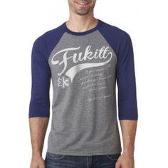 42efdbe752ea Men s Choice T-Shirt - Navy Grey  fukitt  alternative  altfashion