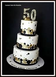 Black And Gold Cake By Artediamore Deviantart Com On