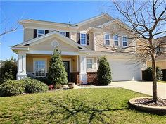 10213 Barrands Lane, Charlotte NC 28278... affordable, clean, recent construction home for sale in Berewick.