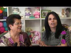 Cómo convertir un chal en un poncho. Con Bárbara Langman y Esperanza Rosas - YouTube