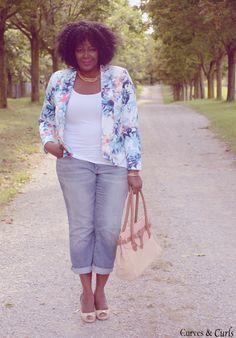 10 plus size fashion for women summer outfits ideas to copy - Page 3 Plus Size Fashion Blog, Curvy Girl Fashion, Plus Size Fashion For Women, Look Fashion, Plus Size Women, Fashion Outfits, Plus Fashion, Womens Fashion, Fashion Advice