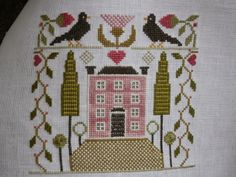 CAROL OF THE BELLS: THISTLE HOUSE