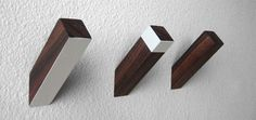25 of the Most Creative Wall Hook Designs - http://freshome.com/2010/05/11/25-of-the-most-creative-wall-hook-designs/