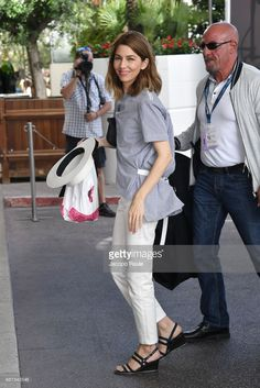 Image result for sofia coppola arriving in cannes for the 2017 festival