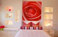 Resultado de imagem para decoração de quartos femininos