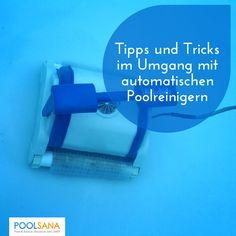 Tipps und Tricks im Umgang mit automatischen Poolreinigern