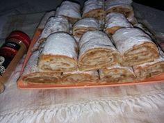 Placinta cu mere cu foi de casa - NoiInBucatarie Food Cakes, Banana Bread, Cake Recipes, Desserts, Sweet Treats, Cakes, Deserts, Dessert, Postres