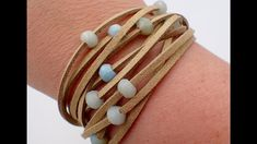 Must Know Monday 4/10/17 Multi Strand Suede Bracelet
