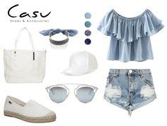 Wygodny, modny i stylowy! Idealny zestaw na letnie dni!