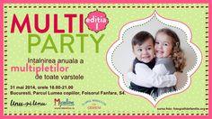 Multi Party- intalnirea anuala a multipletilor din Romania