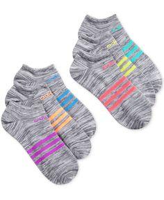 best website 6bec9 c5670 Adidas Womens 6-Pk. Superlite No-Show Socks Handbags  Accessories - Macys