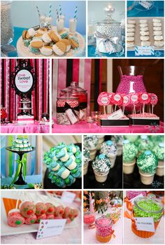 Awesome #sweets table ideas!!