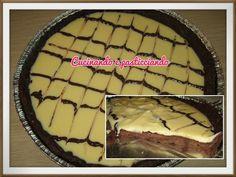 Cucinando e Pasticciando: Crostata al cioccolato con crema al cioccolato bia...