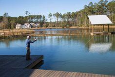 Lake Bales Fly Fishing   Sporting Life at Palmetto Bluff   South Carolina Lowcountry Living