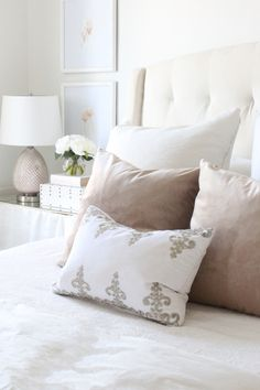 Bedroom makeover: Photography: Courtney Davey