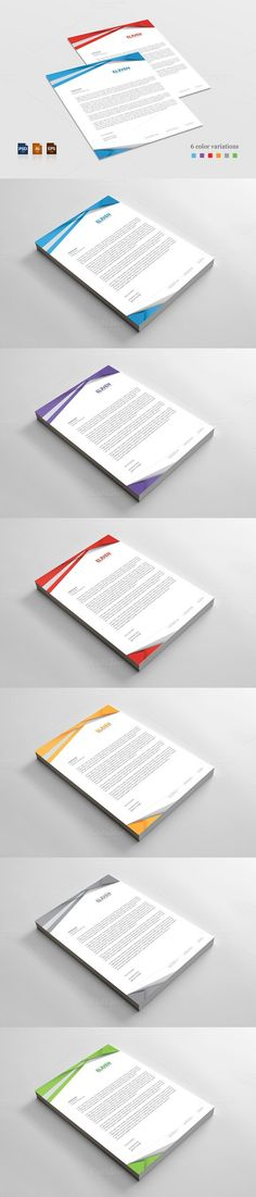 10 Business Letterhead Bundle Wedding Card Templates Wedding - business letterhead