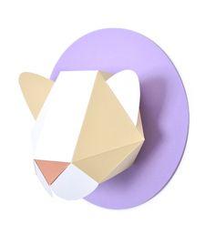 Paper Cat Kit - www.chloefleury.com
