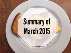 Summary of March 2015