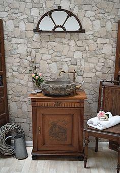 Die 104 Besten Bilder Von Badezimmer Landhaus Antique Wash Stand