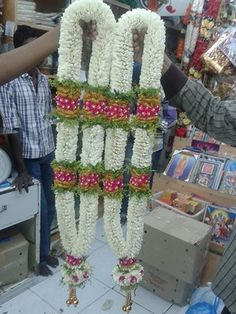 Samphanghi Malai Wedding Garland