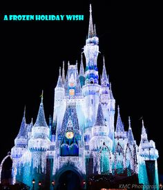 Frozen Holiday Wish