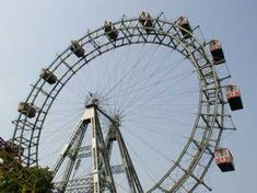 Vienna, is a wonderful city with so much to do - Vienna Orchestra - Vienna Ballet - Lipanzzaner Stallions - their world famous Ferris Wheel.  What a wonderful place it is
