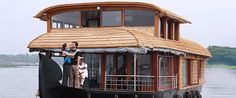 Houseboat Kerala honeymoon packages to celebrate your romantic honeymoon in the serene backwaters of Kerala.