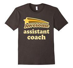 Awesome Assistant Coach Vintage Star T-shirt - Male Small - Asphalt Homewise Shopper http://www.amazon.com/dp/B016LCVMH0/ref=cm_sw_r_pi_dp_vfS8wb0JQVHFS