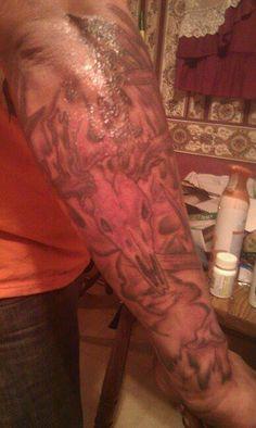 #LegendaryWhitetails #Tattoos