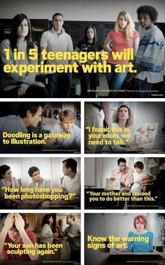 I was one of these teenagers. >> me too!