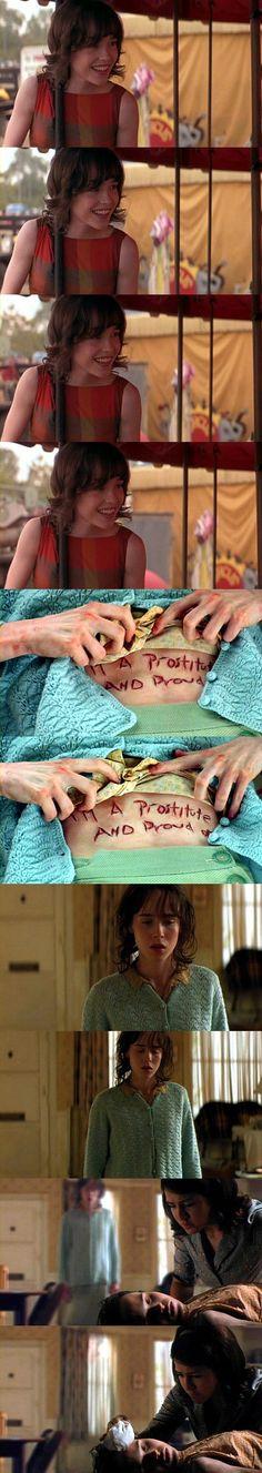 """[스크랩]아메리칸 크라임-American Crime(2007) - 문채원 싸이홈 2010.08.06 14:15 [어떤 상황이든 하나님께선 항상 계획이 있으시다] """"지금도 난 그 계획이 무엇이었는지 찾고 있답니다.""""   자기보호의 합리화, 인간의 잔인성.  [스크랩]아메리칸 크라임-American Crime(2007)"""