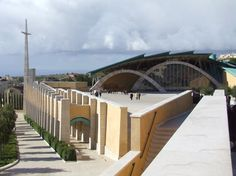 Visit San Giovanni Rotondo Southern Province, Southern Italy, Regions Of Italy, Renzo Piano, Walkways, Pilgrimage, Sicily, Garden Bridge, Wonderful Places