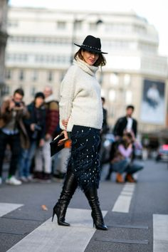 The Best of Paris Fashion Week Street Style 2015 | Day 2 | The Impression