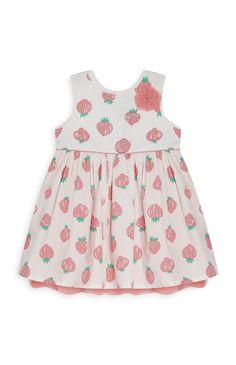 Primark - Newborn Strawberry Dress