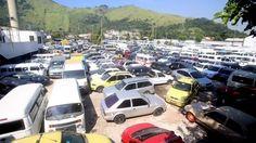 Leilão de Carros apreendidos pelo DETRO-RJ