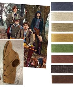 Trends: Fall/Winter - Color Trends F/W 2016-17, All Markets | WeConnectFashion