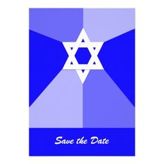 Bar Mitzvah Save the Date Invitation Card  -- Blue you will get best price offer lowest prices or diccount couponeDeals          	Bar Mitzvah Save the Date Invitation Card  -- Blue Review from Associated Store with this Deal...