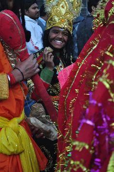 Durga Pooja Street Festival in Nainital