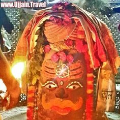 Today, Mar. 04 pic of Bhasma Aarti of Lord Mahakaleshwar Ujjain.  Visit Ujjain for #Simhasth during Apr. - May 2016