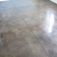 Best + Stained Concrete Ideas On Acid Stained Stained Concrete, Concrete Floors, Acid Stain, Polished Concrete, Tile Floor, Flooring, Prepping, Diy, Ideas