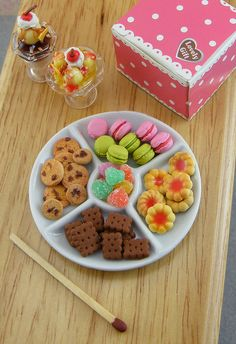 Cookie and Candy Platter by Shay Aaron, via Flickr