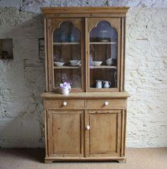 Victorian Pine Dresser | Dressers | Furniture