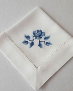 Good morning to everyone . Our tablecloth served with 8 napkins # igneo . Beaded Cross Stitch, Cross Stitch Borders, Cross Stitch Rose, Cross Stitch Flowers, Cross Stitch Designs, Cross Stitching, Cross Stitch Embroidery, Embroidery Patterns, Hand Embroidery