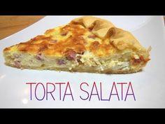 Kissgibellina72 - Torta salata con prosciutto e ricotta - YouTube