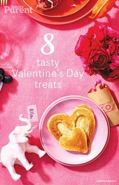 8 delicious Valentine's Day #treats
