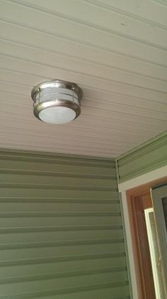 b3987c4a4a0 Thomas Lighting Newport Brushed Nickel 2-Light Outdoor Flush Mount SL928378  at The Home Depot